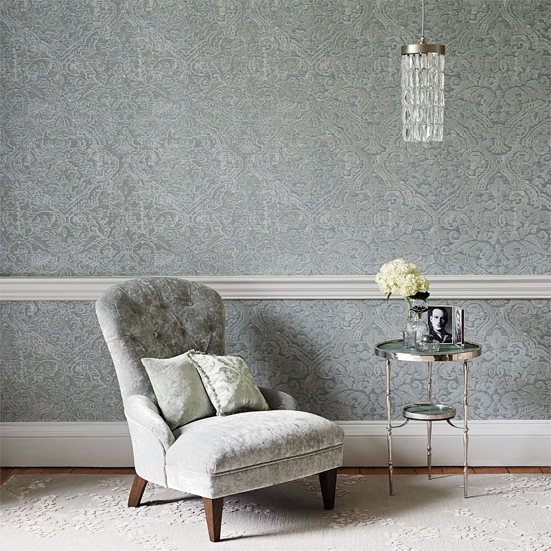 Zoffany Renaissance Damask behang